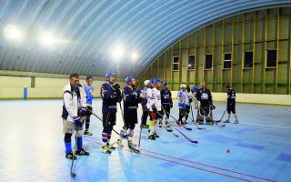 Ružinovská hokejbalová hala je opäť otvorená