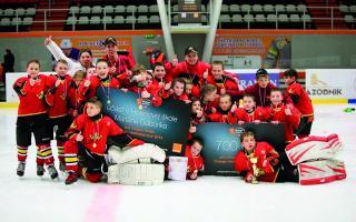HK Ružinov 99 víťazom turnaja Orange Minihokej Tour