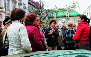 Spoznávali secesnú Bratislavu