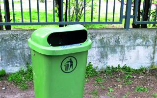 V uliciach sa objaví ďalšia päťdesiatka smetných košov