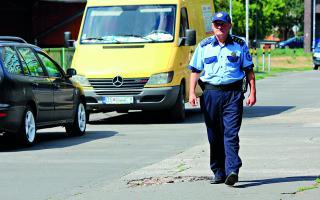Obľúbený policajt