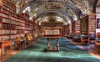 Leto v knižnici