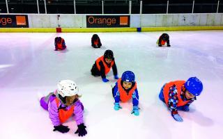 Prvé kroky na ľade