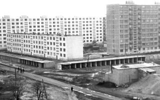 Takýto bol Ružinov: Muškátová ulica