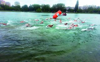 Štrkovec má za sebou plavecký maratón