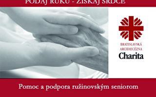 Podaj ruku – získaj srdce