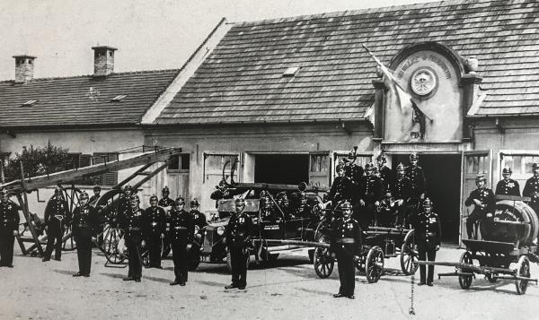 Foto archív: N. Gečevský